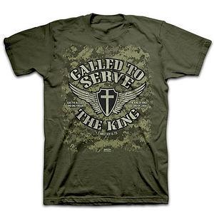 T-Shirt Called to Serve Medium