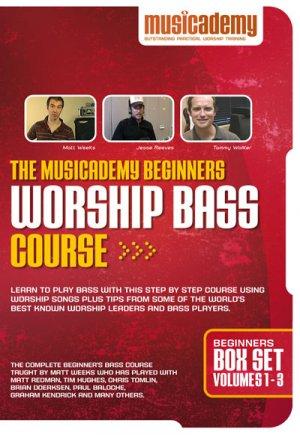 Worship Bass Course: Beginners, Box Set
