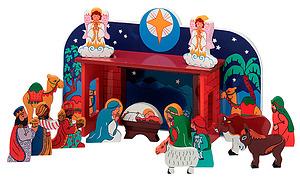 Deluxe Nativity