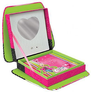 Musical Pink Keepsake Box