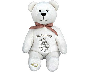 Saint Anthony Holy Bear