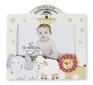 Noah's Ark Baby Photo Frame