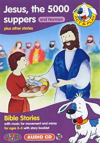 Act & Play: Jesus, 5000 Suppers & Norman
