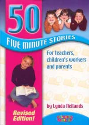 50 Five Minute Bible Stories 3CDS