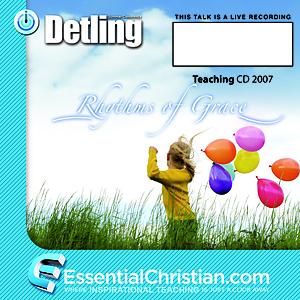 Evening Celebration a talk by Rev Eric Delve