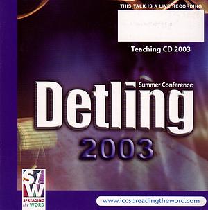 Evening Celebration - Monday a talk by Rev Eric Delve