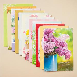 Secret Sister - 12 Boxed Cards, 12 Designs