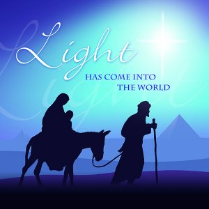 Light Has Come Charity Christmas Cards Pack of 10