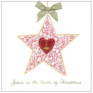 Heart of Christmas Charity Christmas Cards Pack of 10
