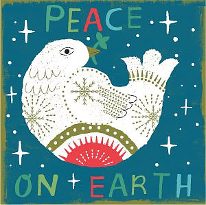 Peace Dove Pack of 10