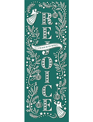 Rejoice Charity Christmas Cards Pack of 10