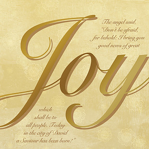 Great Joy Christmas Cards Pack of 10