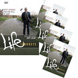 Stop Looking For The Will Of God DVD & Booklet Value Pack