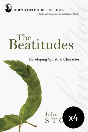 The Beatitudes: John Stott Bible Studies Bundle