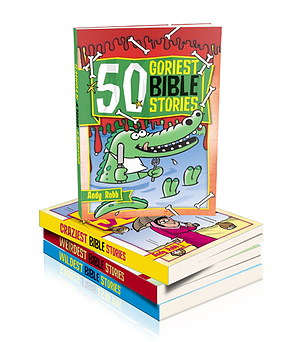 50 Bible Stories Value Pack