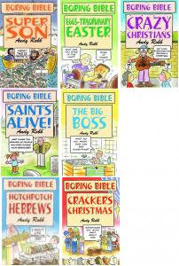 Boring Bible Value Pack