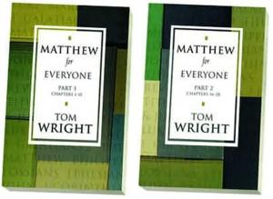 Tom Wright Bible Commentaries Value Pack