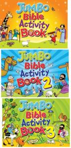 Jumbo Bible Activity Value Pack