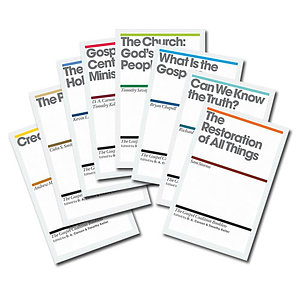 The Gospel Coalition Booklet Value Pack