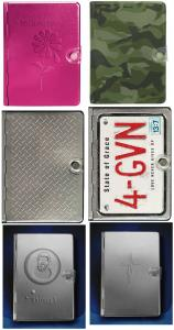 NLT Metal Bible Value Pack