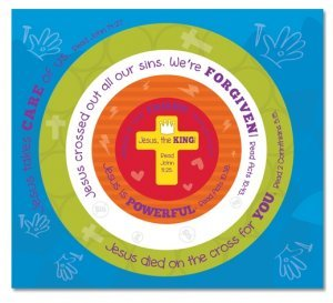 Jesus Lives! Let's Celebrate Magnet Pack of 12