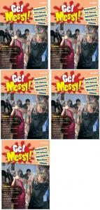 Get Messy Jan-April 2014 Value Pack