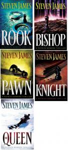Steven James Value Pack