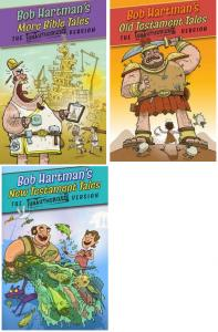 Bob Hartman Bible Stories Value Pack