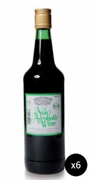 Frank Wright and Mundy Non-Alcoholic Communion Wine pack of 6