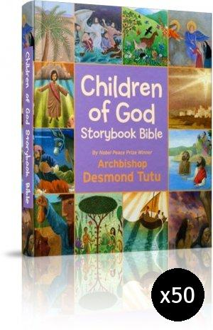 Children of God Value Pack of 50