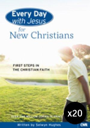 Every Day with Jesus for New Christians Pack of 20