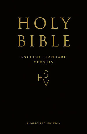 ESV Anglicized Gift and Award Bible Black Pack of 100