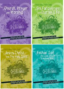 ERV Youth Bible Study Guides Value Pack