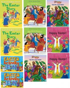 Easter Story Value Pack