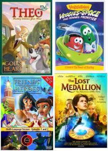 Children's DVD Value Pack