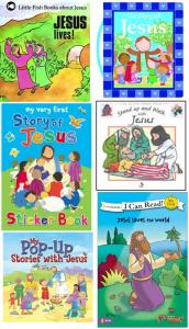 Stories of Jesus Value Pack