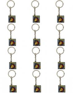 Be Built on Him Keyring Pack of 12