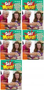Get Messy! May-August 2015 Pack of 5
