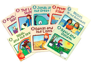 Little Lambs Bible Stories Value Pack