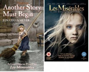 Les Miserables Lent Book and DVD Value Pack