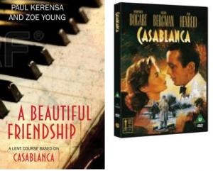 Casablanca Lent Book and DVD Value Pack
