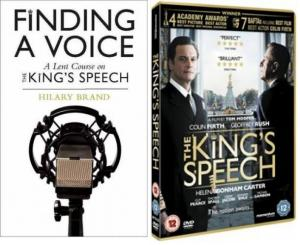 The King's Speech Lent Book and DVD Value Pack