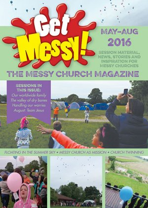 Get Messy! May - August 2016 Pack of 5