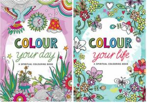 Spiritual Colouring Book Value Pack