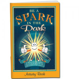 Be a Spark in the Dark Activity Booklet Pack of 10