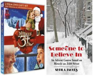 Miracle on 34th Street Advent Study & DVD