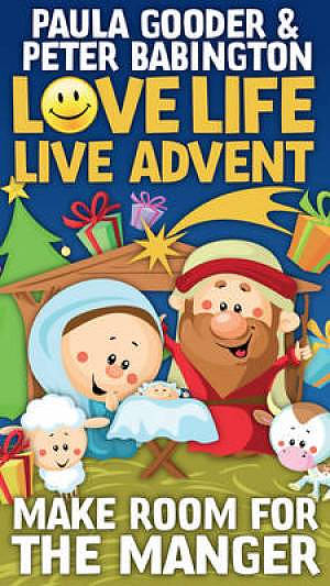 Live Life Love Advent Pack of 50