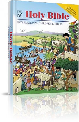 ICB Children's Bible Pack of 25