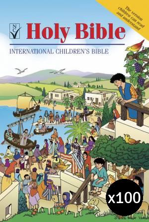 ICB Children's Bible Pack of 100