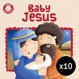 Baby Jesus - Pack of 10